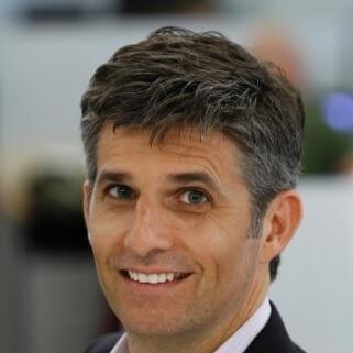 Greg Richardson, investor and entrepreneur.