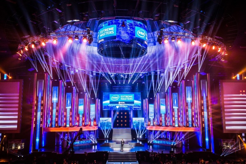 Intel Extreme Masters event was the largest in esports history.