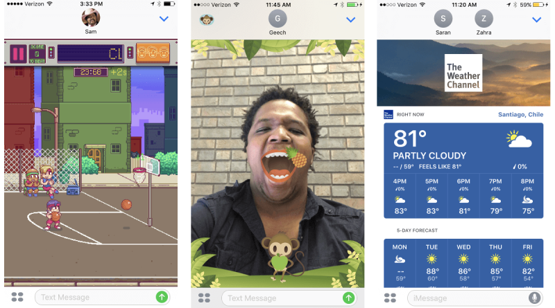 Forget stickers: iMessage's top 15 apps and games | VentureBeat