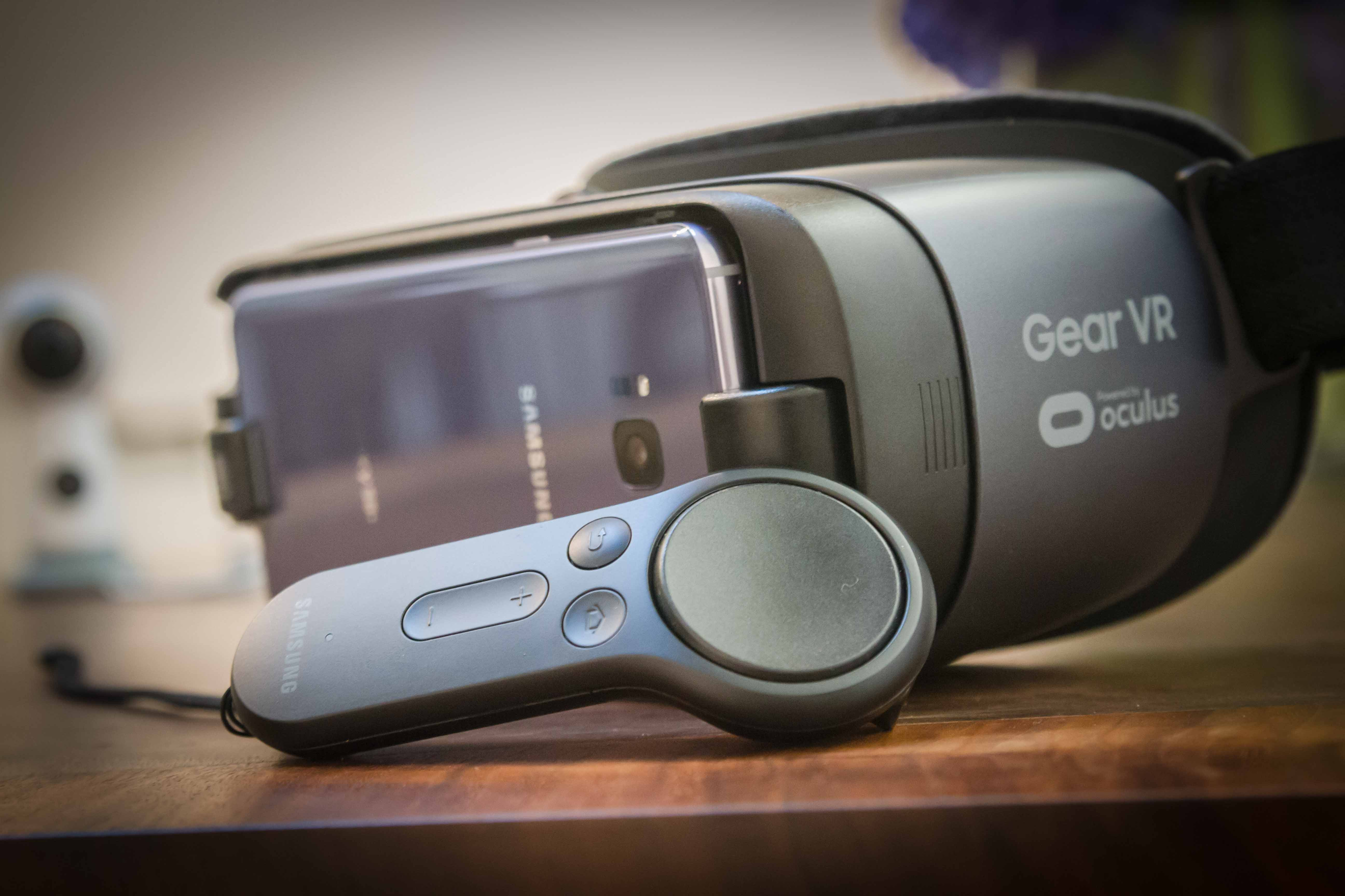 ARCore can add positional tracking to Gear VR | VentureBeat