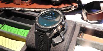Tag Heuer's luxury smartwatch has Intel inside