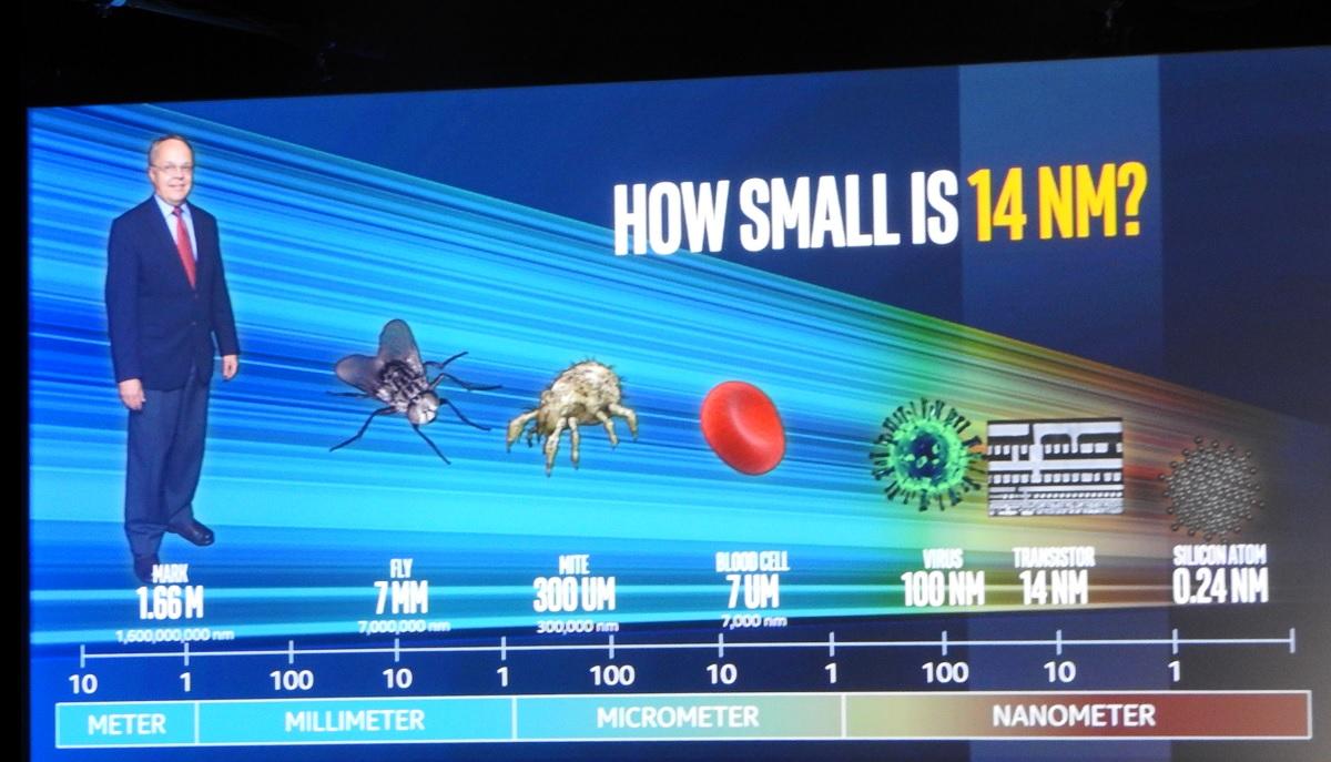 Intel: Moore's Law isn't slowing down