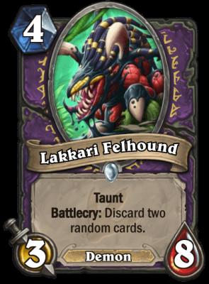 Lakkari Felhound.