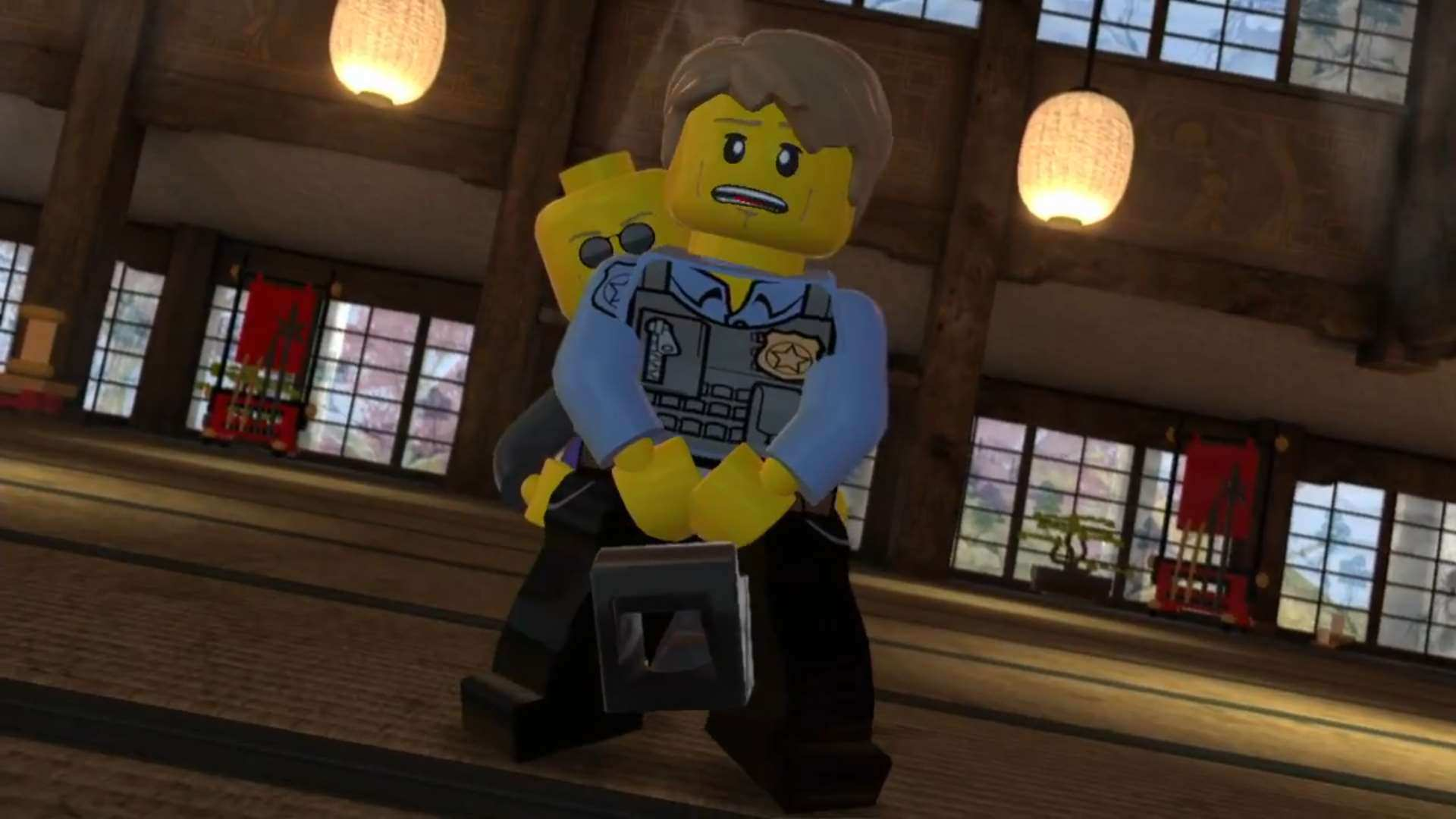 Lego City Undercover Is The Latest Game To Struggle With Nintendo