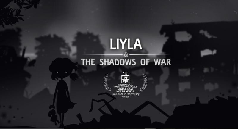 Liyla & The Shadows of War.