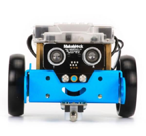 Makeblock's mBot robot for kids.