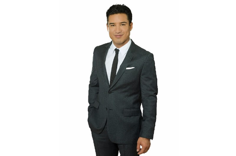 Mario Lopez will host the Candy Crush TV show.