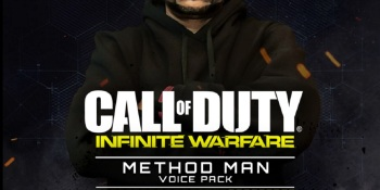Call of Duty: Infinite Warfare calls in Method Man for a rap attack in multiplayer