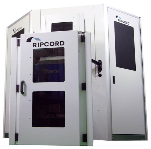 Ripcord Robot Workcell