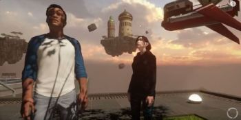 Linden Lab teases the VR world of Sansar