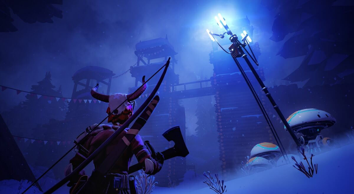 The Darwin Project survival game is an Xbox One exclusive | VentureBeat