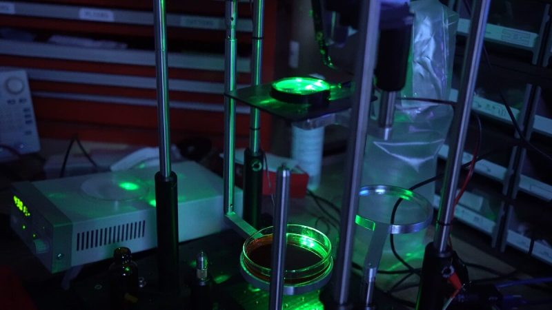 Software Defined Light enables instant 3D printing.