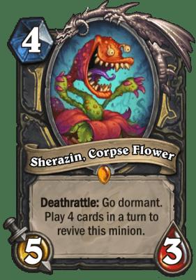 Sherazin, Corpse Flower.