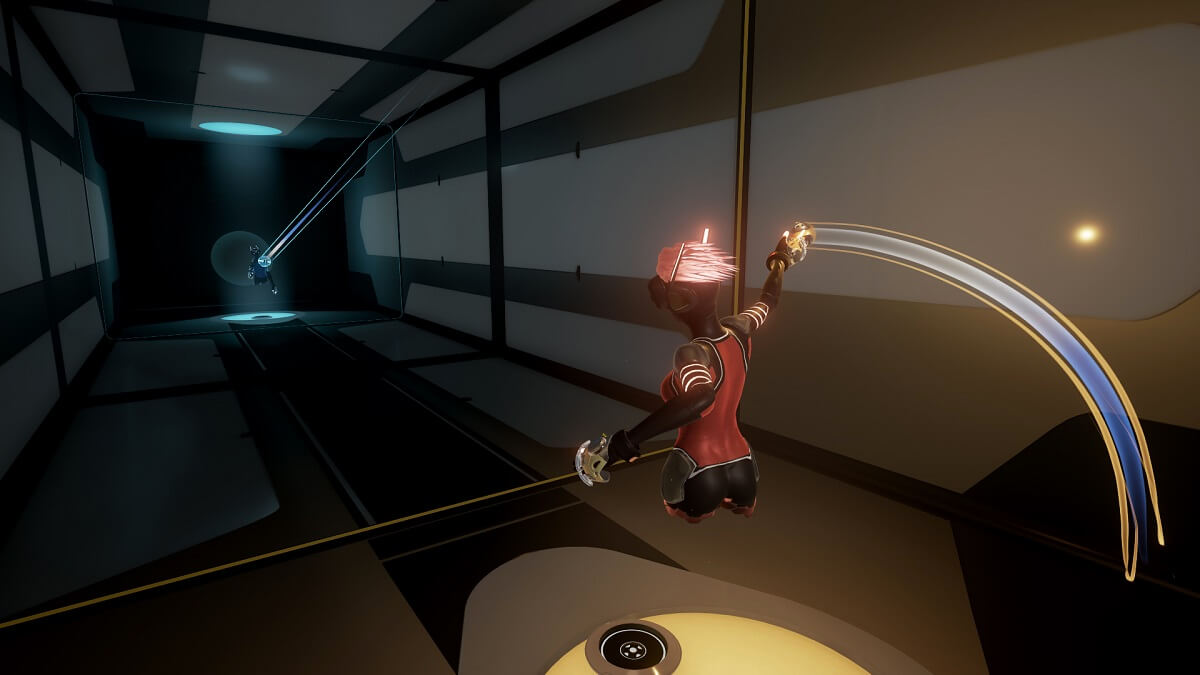 Sparc is a virtual sport in VR.