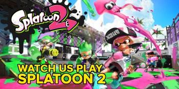 Splatoon 2 is still hip — watch us play the sequel on Switch