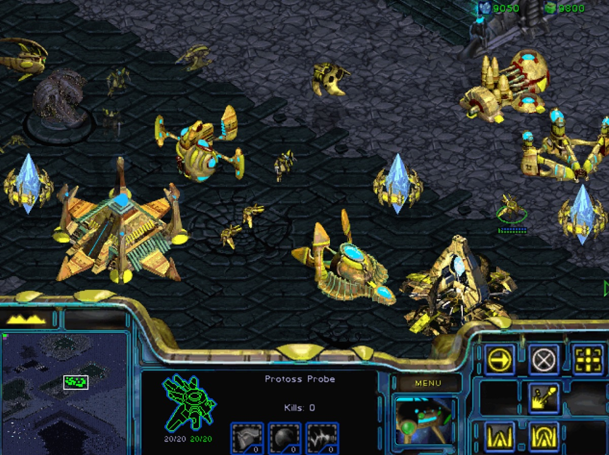 Blizzard Announces StarCraft: Remastered, Due Out This Summer