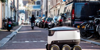 Soon your pizza will be ordered, made, and delivered through robots
