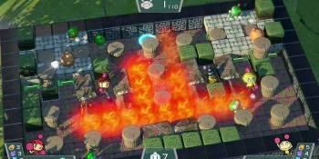 Super Bomberman R is forgettable even in Switch's light launch lineup