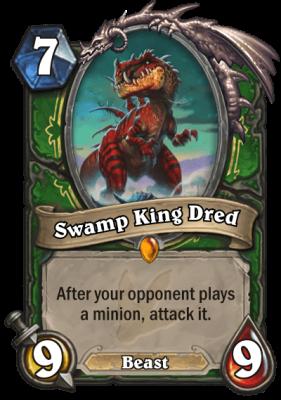 Swamp King Dred.