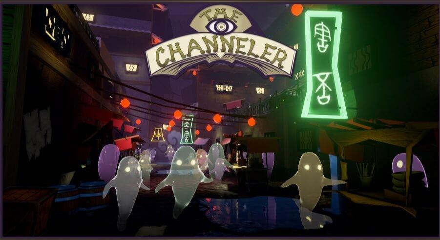 The Channeler