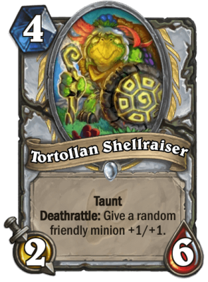 Tortollan Shellraiser.