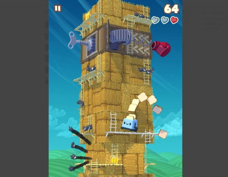 Twisty is a climbing game on iOS.