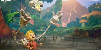 THQ Nordic acquires the retro action-platformer Rad Rodgers