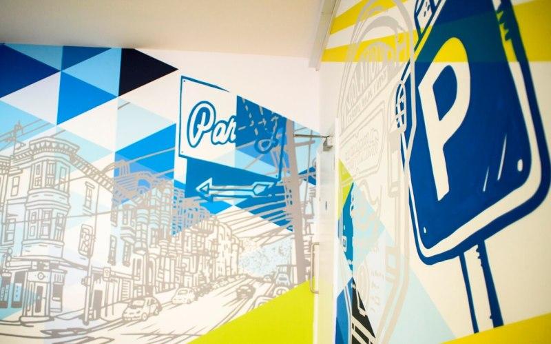 Parkopedia London HQ