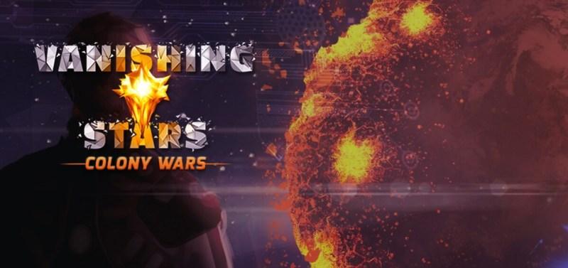 Vanishing Stars: Colony Wars.