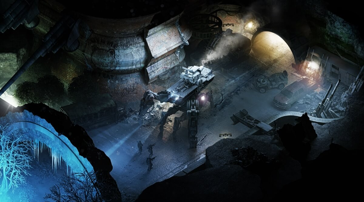 Fans can own a piece of Wasteland 3.