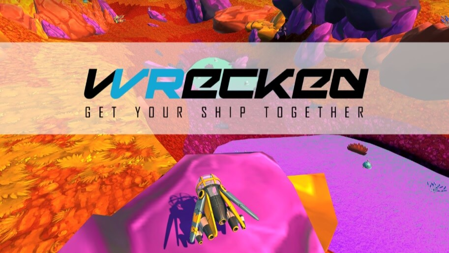 Wrecked: Get your ship toegether