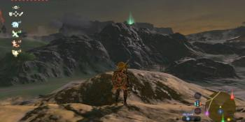 Zelda: Breath of the Wild's saving system is kind and magical