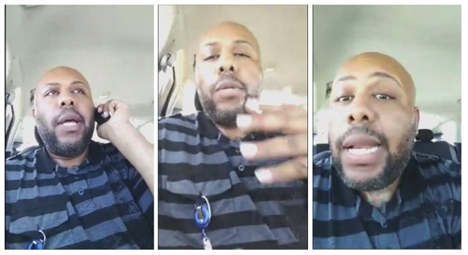 Cleveland police widen manhunt for Facebook murder suspect