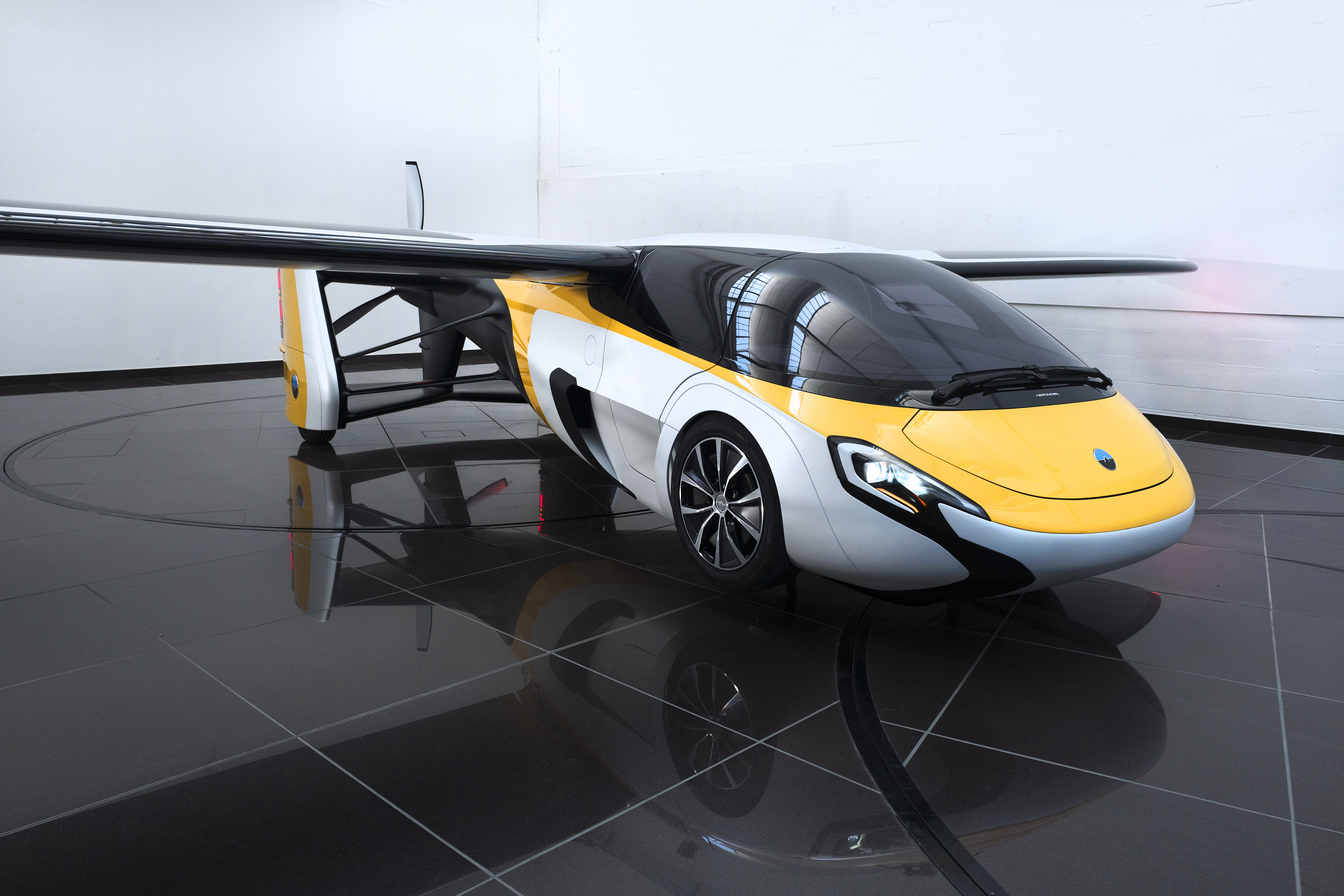 Enterprise Cars For Sale >> AeroMobil's flying car now available to preorder for only ...