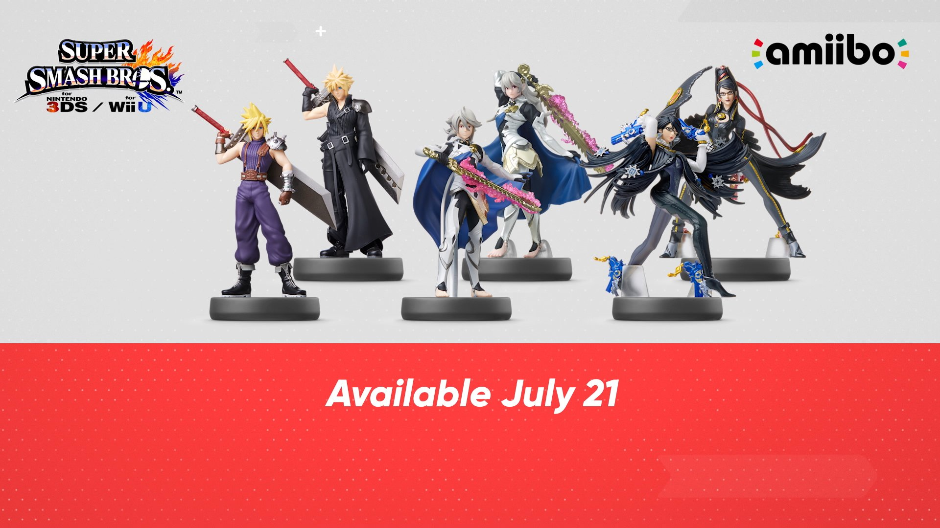 More Zelda and Smash Bros Amiibo on the way