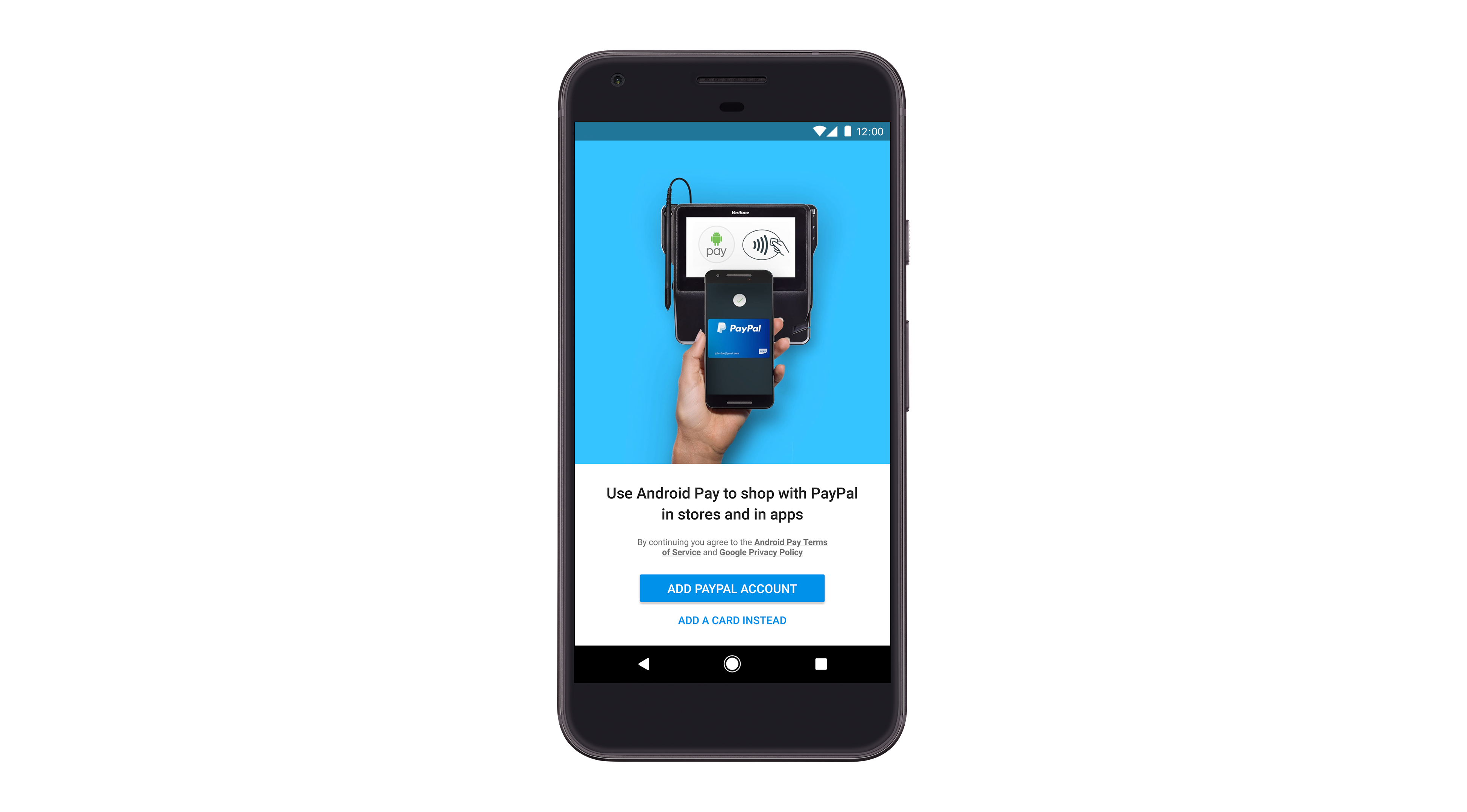 Google's Android Pay Now Working with PayPal