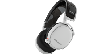 SteelSeries's Arctis 3 and Arctis 7 headsets sound great but feel weird on your head