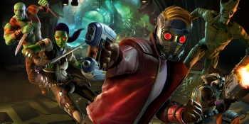 Telltale Games hones its episodic formula on bigger licenses