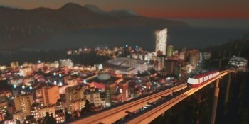 Cities: Skylines surprise launches on Nintendo Switch today