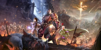 Crusaders of Light is NetEase's latest mobile MMO