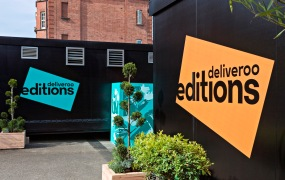 """Deliveroo Editions is a """"kitchens-only"""" food delivery service."""