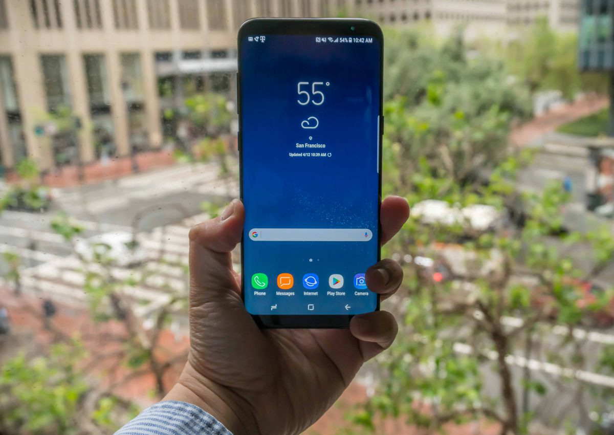 Samsung launches Galaxy S8+ with 6GB RAM in India at Rs 74990