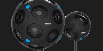 Facebook takes on Lytro with new Surround 360 cameras that shoot in 6 degrees of freedom