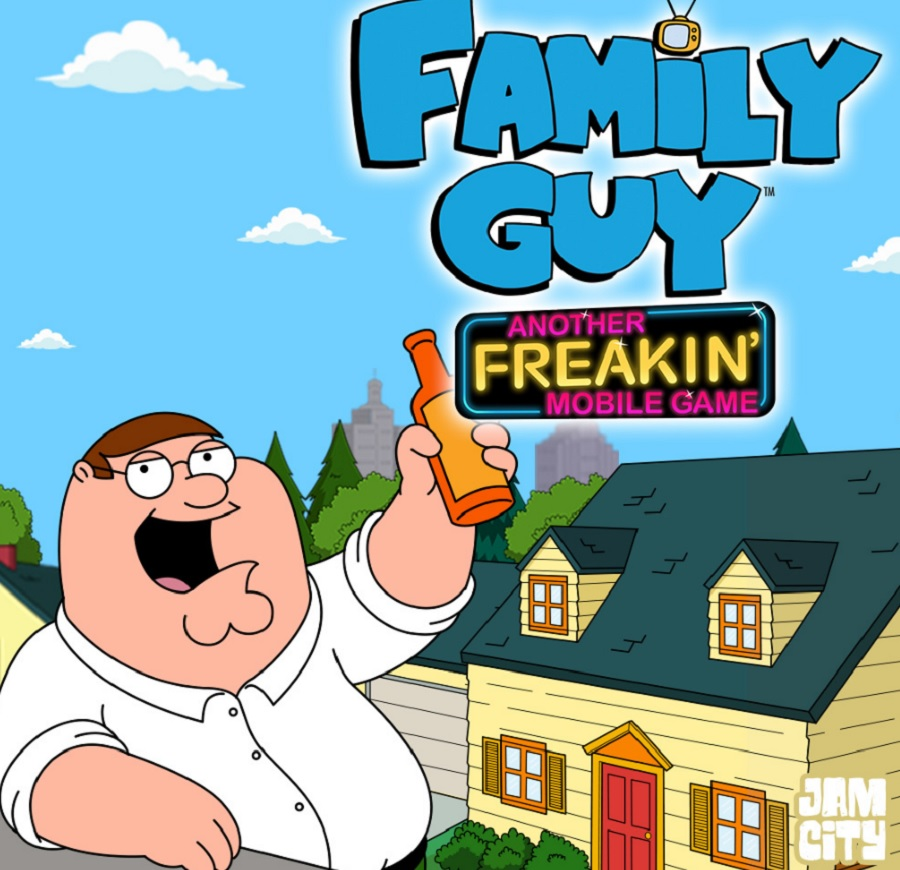 Family Guy: Not Another Freakin' Mobile Game Now Available