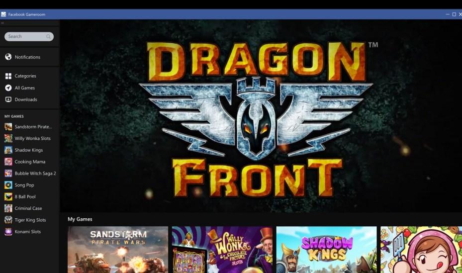 Fb Gameroom