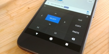 Google is making it easier to edit text on your Android device