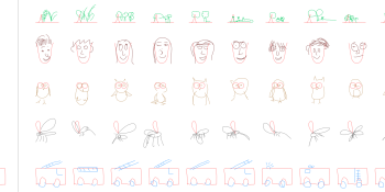 Google researchers teach machines to sketch like people