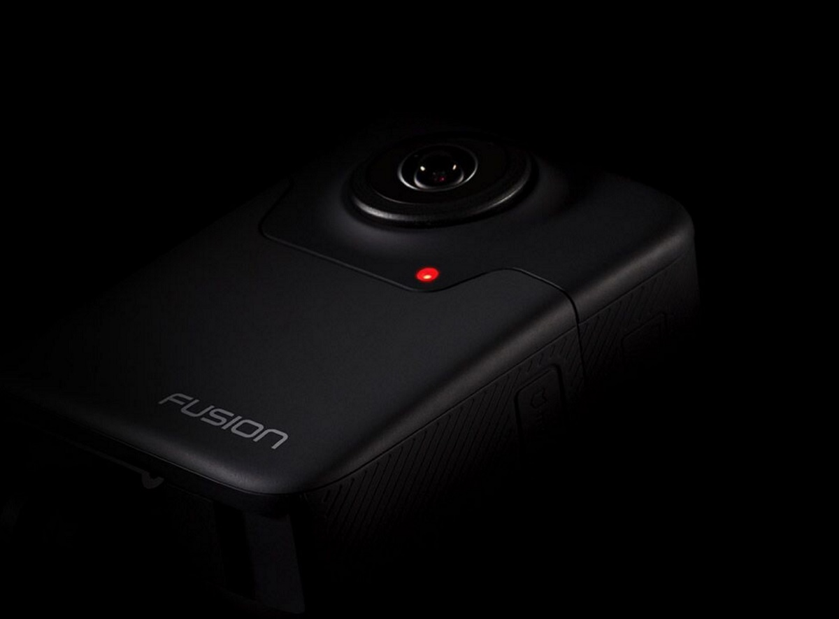 GoPro launches Fusion