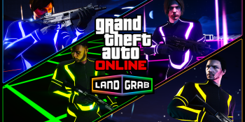 Grand Theft Auto Online's new mode channels Splatoon, of all things