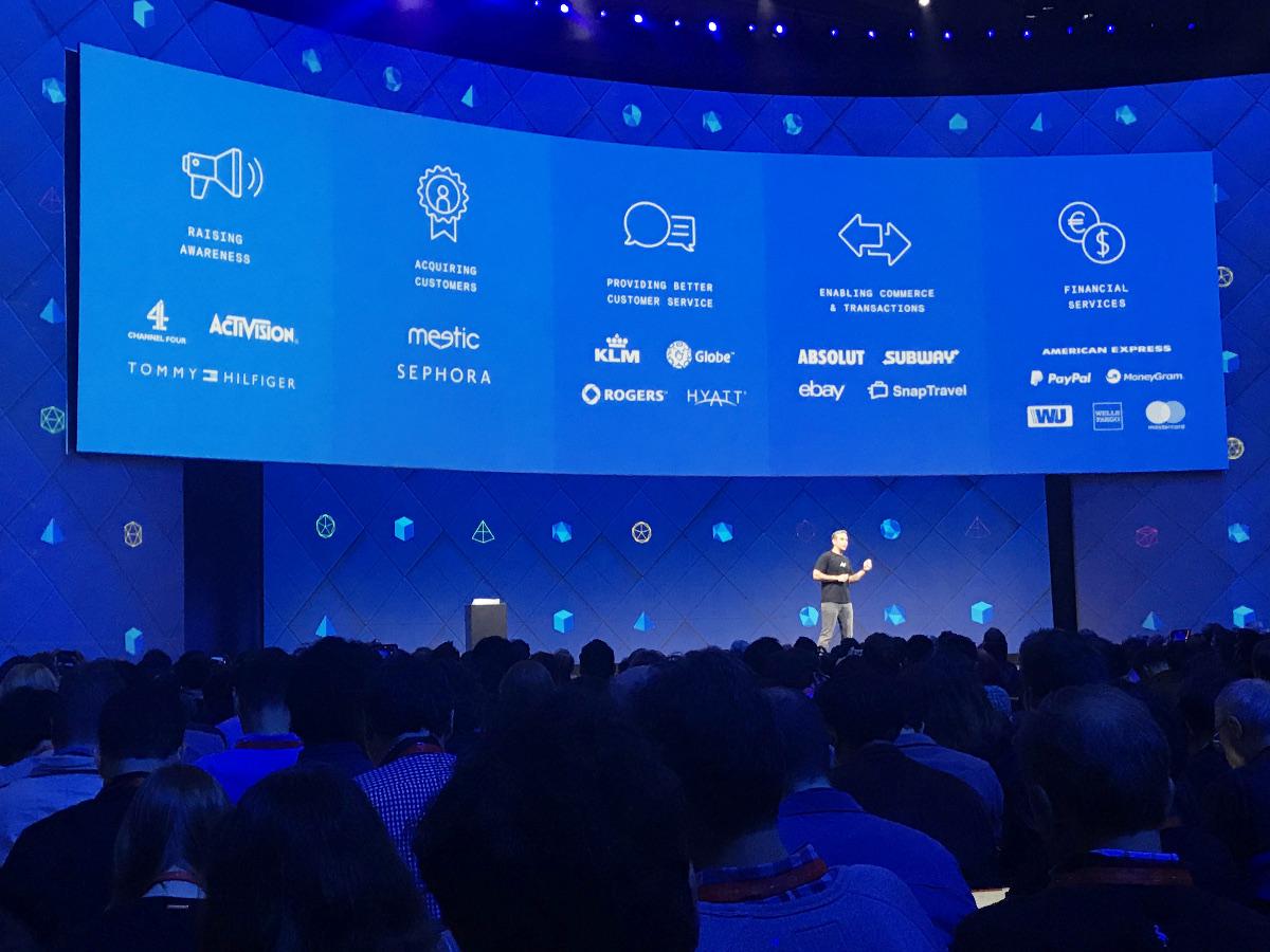 Mastercard, MoneyGram Unveil Financial Services for Facebook Messenger